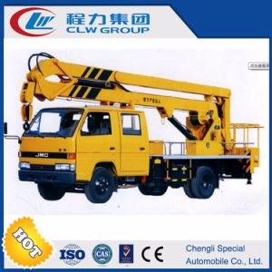 China Jmc 16m Articulated Booms Aerial Working Platform Truck pictures & photos