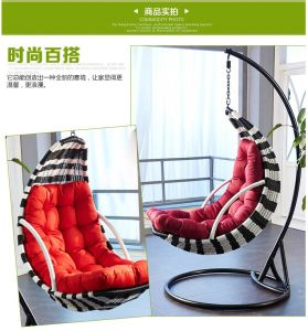 Outdoor Furniture Patio Swing Wicker / Rattan Swing /Outdoor Rattan Adult Hanging Egg Swing Chair (D033) pictures & photos
