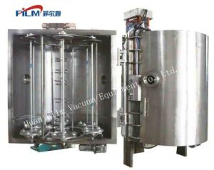 Vacuum Coating Machine for Cosmetic Bottle Cap pictures & photos
