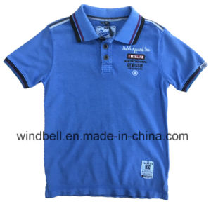 Plain Cotton Polo Shirt for Boy pictures & photos