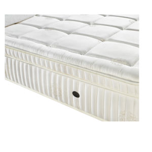 Hot Sale Dobul Pocket Spring Memory Foam Mattress pictures & photos