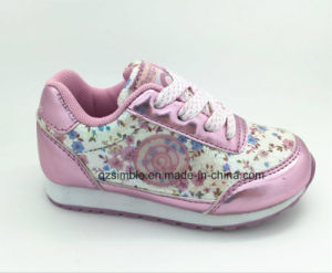 Hot Selling LED Light up Sneakers for Girls pictures & photos