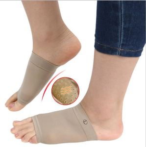 Arch Support Orthotic Plantar Fasciitis Cushion Pad Sleeve Heel Spurs Flat Feet Orthopedic Pad Correction Insoles Foot Care Tool pictures & photos