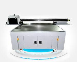 2.5m Ricoh Gen5 Printhead Inkjet UV Glass Flatbed Printer