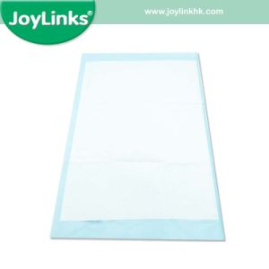 Disposable Incontinent Underpads with Nonwoven Topsheet pictures & photos