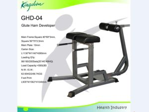 Fitness Equipment Glute Ham Developer/ Roman Chair/Gym Equipment GHD Bench pictures & photos