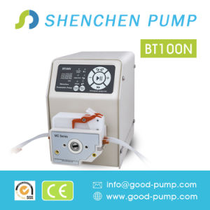 Electric Peristaltic Pump for Inject, Standard Pump for Infusion, Timing Function Peristaltic Pump pictures & photos
