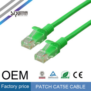 Sipu CAT6 UTP Patch Cable CCA CAT6 UTP Patch Cord pictures & photos
