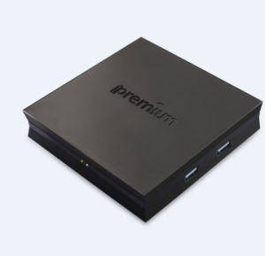 Ipremium IPTV Multimedia Streamer Set Top Box pictures & photos