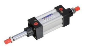 Sid Airtac Type ISO 15552 Standard Double Rod Pneumatic Cylinders pictures & photos