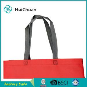 High Quality Ultrasonic Non Wove Bag Gift Bag pictures & photos