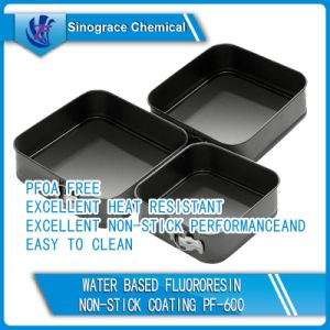 Water Based Fluororesin Non-Stick Coating (PF-600) pictures & photos