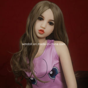 Wmdoll Flat Chest Realistic Sex Doll for Men pictures & photos