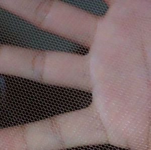 Factory Wholesale Polyester Mesh Fabric pictures & photos