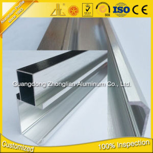 Factory Aluminium Tube Brushed Profile pictures & photos