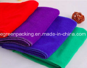 Microfiber Cleaning Cloth/Towel for Car Cleaning pictures & photos