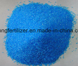 98% Copper Sulphate Pentahydrate for Agriculture pictures & photos