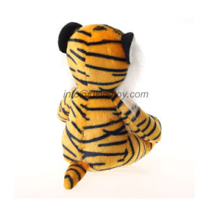 New Popular Plush Wild Animal Stuffed Toy Tiger pictures & photos