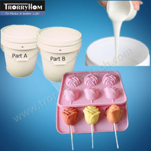 Mold Making Addition Reaction Silicones for Molding Different Candy pictures & photos
