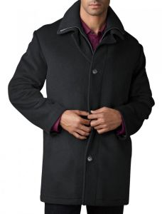 Made to Measure Premium 100% Wool Overcoat for Men pictures & photos