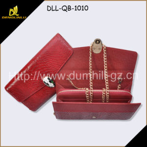 Handbag Manufacturers China Crocodile Women Chain Wallet