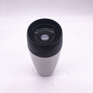 New Design Insulated Stainless Steel Travel Coffee Mug with PP Lid (SH-SC64) pictures & photos