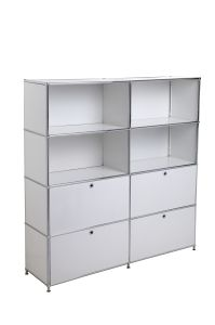 Transcube Swing Door Metal File Cabinet Modular Furniture pictures & photos