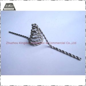 Tungsten Heating Coil Wire Tungsten Heating Elements Heating Wire pictures & photos