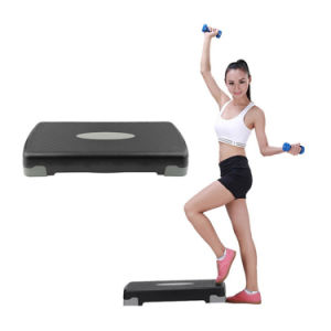 Home Use Adjustable Workout Platform Yoga Block Exercise Aerobic Exercise Steeper