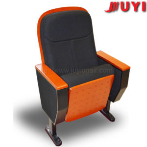 Factory Cheap Fashion 3D Cinema Chair Fabric Cover Cushion Seats Flame Resistant Motion Upholstered Writing Pad Chair pictures & photos