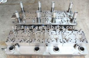 Single Double Progressive Stamping Punching Tool Die Mould pictures & photos