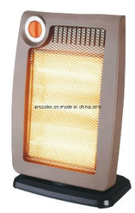 1200W Home Appliance Halogen Heater with Oscillating