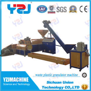 India Waste Plastic Recycling Machine Witn Plant pictures & photos