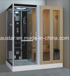 1700mm Steam Combined Sauna with Shower (AT-D8856) pictures & photos