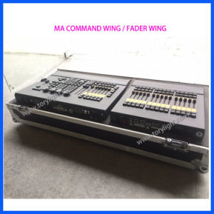 Light Controller Stage Equipment Ma Fader Wing LED Console pictures & photos
