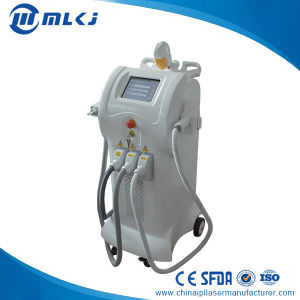 Latest Multifunction 3 in 1 Elight ND YAG Laser 808nm Diode Laser Hair Removal Machine pictures & photos