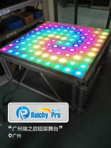Different Aluminium LED Dance Floor Stage pictures & photos