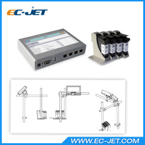 Cosmetic Product Inkjet Printer with Different Coloured HP Cartridge (ECH802) pictures & photos