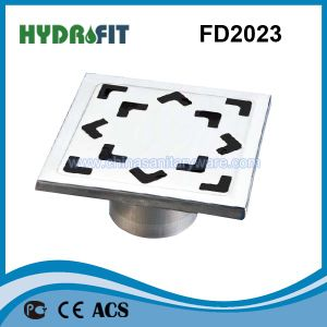 Stainless Steel Shower Floor Drain / Floor Drainer (FD2023) pictures & photos