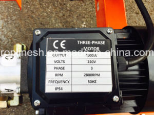 3 Phase 4000 W/4kw AC Motor Powered 16ton Horizontal Log Splitter Ce, Towable by ATV/Quad/UTV pictures & photos