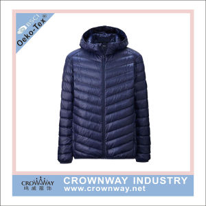 Men Winter 100% Cotton Padded Jacket pictures & photos