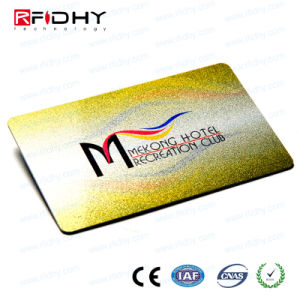 Wholesale Dealer Contactless Type Payment Card pictures & photos