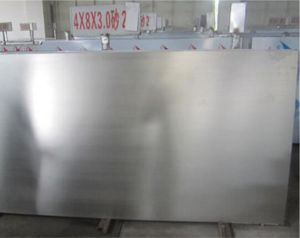4X8 Cold Rolled Decorative Stainless Steel Sheet 304