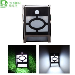 3W Outdoor Solar Sensor LED Light pictures & photos