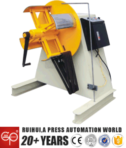 Me Series Heavy Material Rack /Uncoiler Machine (ME-200) pictures & photos