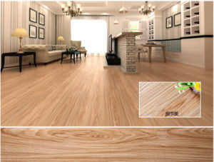 Shining Wax Series Laminate Flooring Tile pictures & photos