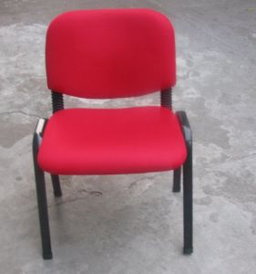 Popular Church Visitor Chair with Fabric Leather pictures & photos