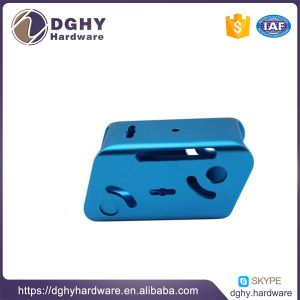 China Supply Precision Customized CNC Milling Aluminum Auto Parts Accessories pictures & photos