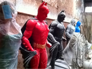 Batman, Resin Painting, Sculpture, Professional Production of Animation Cartoon Characters pictures & photos