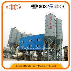 Hls60 Concrete Mixing Plant Machine Manufacture pictures & photos